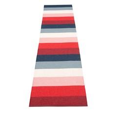 Pappelina narrow plastic rug Molly