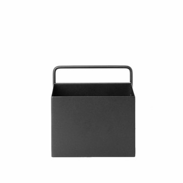 Ferm Living Wall Box Square black