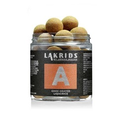 Lakrids by Johan Bülow A - Choc Coated Liquorice - 125 g