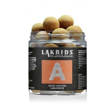 Lakrids by Johan Bülow A - Choc Coated Liquorice A - 150 g