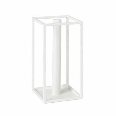 By Lassen Kitchen roll holder Roll'in white