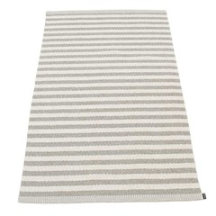 Pappelina narrow plastic rug Duo - LAST ITEM