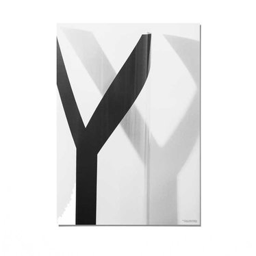 Playtype Poster SHY - Y 50x70 cm