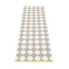 Pappelina smal plastic vloerkleed Marre - 70x150 cm