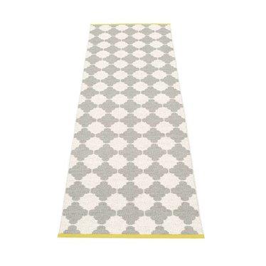 Pappelina Smal plastic vloerkleed Marre  - 70x150 cm- LAST ITEM
