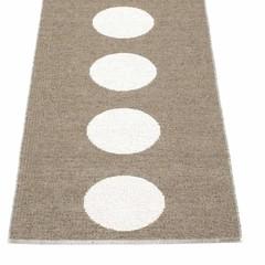 Pappelina plastic rug Vera - 70x150