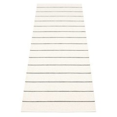 Pappelina plastic vloerkleed Linn 70x160