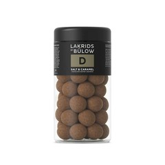 Lakrids by Johan Bülow D - Salt & Caramel Liquorice - 265 g