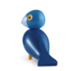 Kay Bojesen wooden Songbird Kay Blue