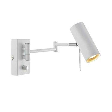 Markslöjd Wandlamp Roma met dimmer wit