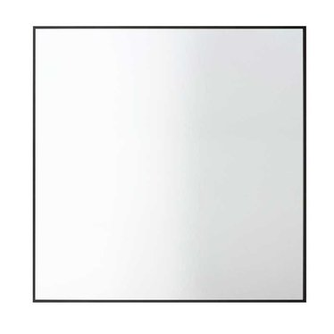 By Lassen View mirror 70x70 black
