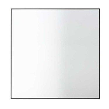 By Lassen View spiegel 70x70 zwart