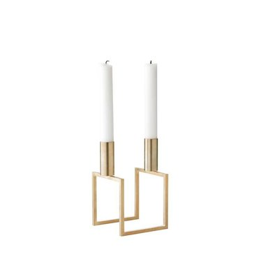 By Lassen Candle holder Line brass