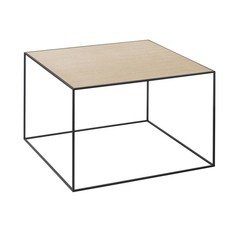 By Lassen side table Twin 49 white-oak