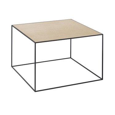 By Lassen Twin 49 table white-oak