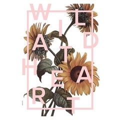 I Love My Type poster Wild at Heart