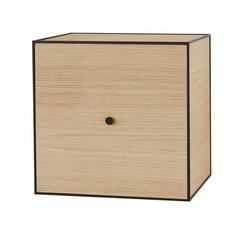 By Lassen Frame 49 kast met deur - oak