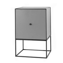 By Lassen Frame 49 Sideboard met deur - dark grey
