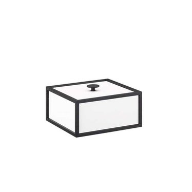 By Lassen Frame 14 storage box - white