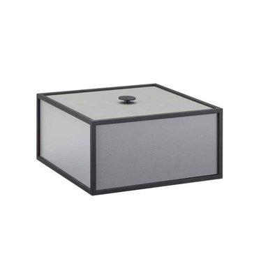 By Lassen Frame 20 storage box - dark gray