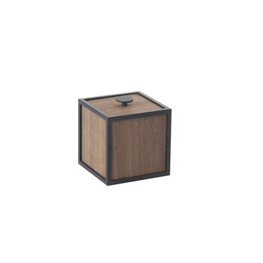 By Lassen Frame 10 opbergbox - smoked oak