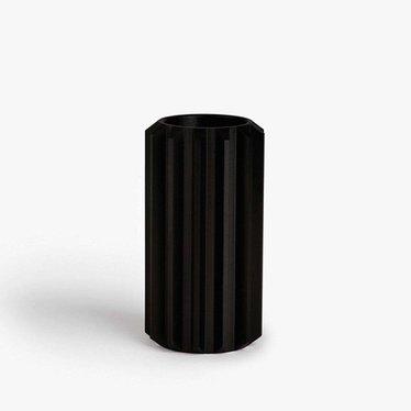 New Works Gear kandelaar Graphite Black - tall