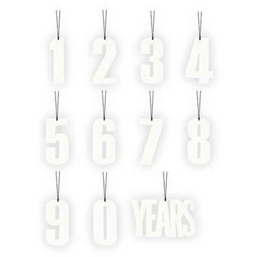 Felius hanger 0-9 Years 11-pack wit