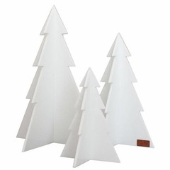 Felius Christmas Trees 3-pack wit