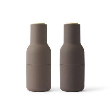 Menu peper- en zoutmolens Bottle Grinders - Purple, 2-pack