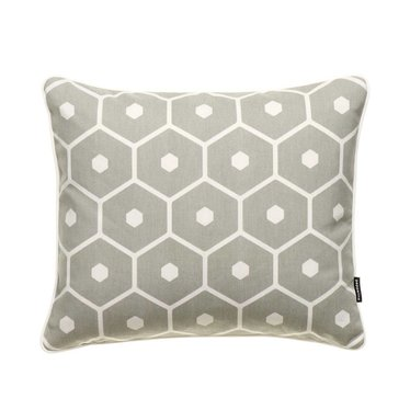 Pappelina cushion Honey warm grey 40x50 cm