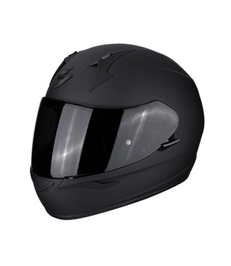 Scorpion EXO-390 SOLID MATT BLACK