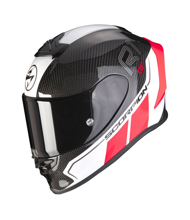 Scorpion EXO-R1 CARBON CORPUS II BLACK-NEON RED