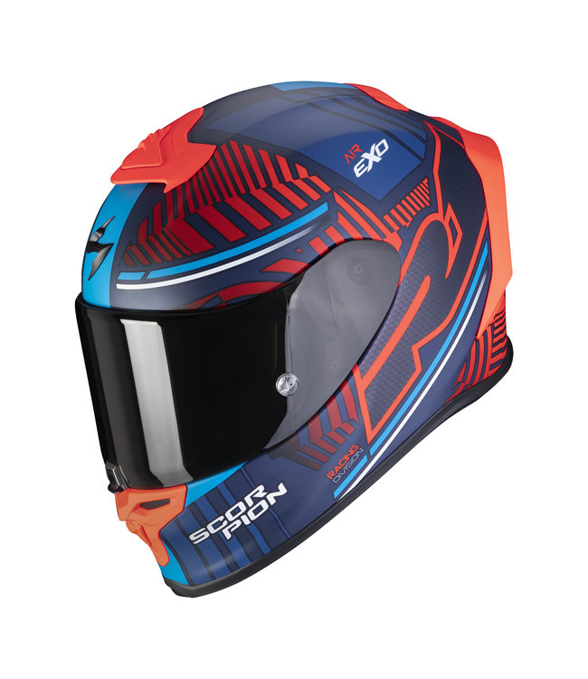 Scorpion EXO-R1 AIR VICTORY MATT BLUE RED