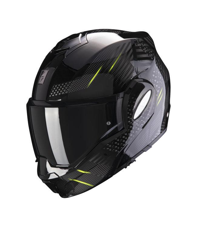 Scorpion EXO-TECH PULSE BLACK-GREEN