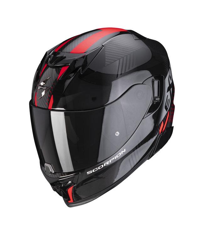 Scorpion EXO-520 AIR LATEN BLACK-RED