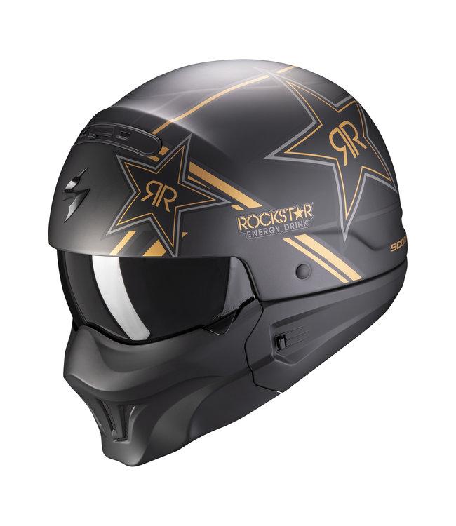 Scorpion EXO-COMBAT EVO ROCKSTAR