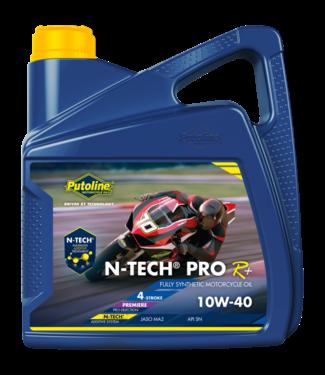 PUTOLINE NTECH PRO R 10W40 4L
