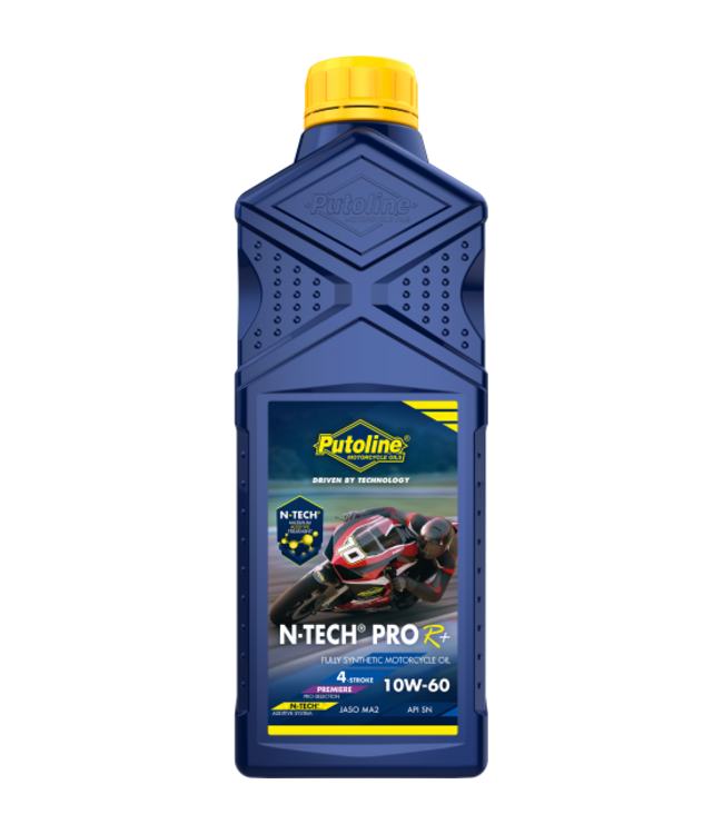 PUTOLINE NTECH PRO R 10W60 1L