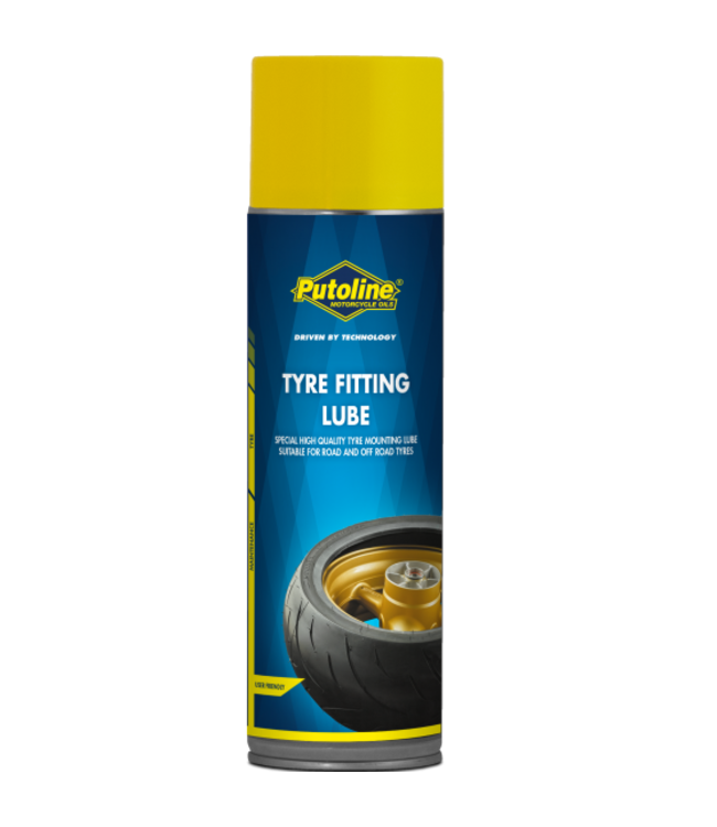 PUTOLINE TYRE FITTING LUBE 500ML