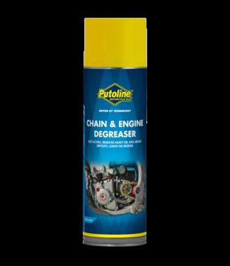 PUTOLINE CHAIN AND ENGINE DEGREASER 500ML