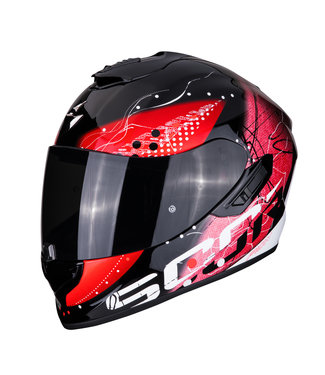 Scorpion EXO-1400 AIR CLASSY BLACK-RED