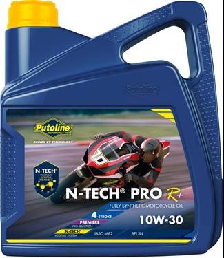PUTOLINE N-TECH PRO R+ 10W-30 4L