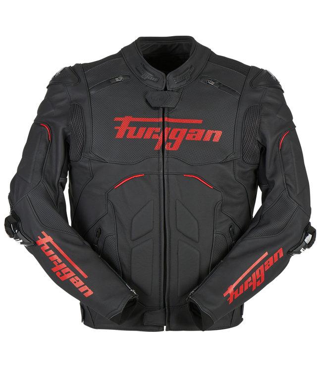 Furygan Jack Raptor Evo 2 Black/Red