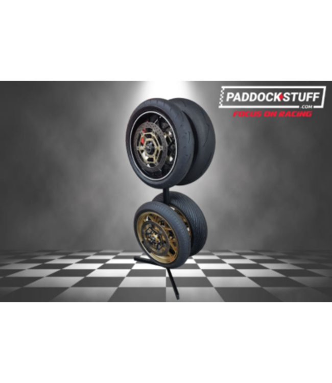 Paddock Stuff Wheel Buddy Double