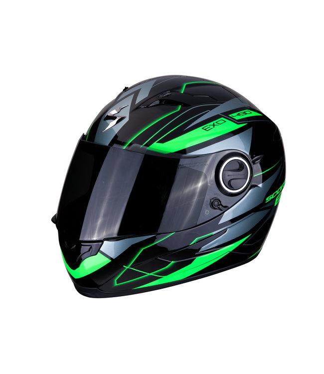 Scorpion EXO-490 NOVA Black-Green