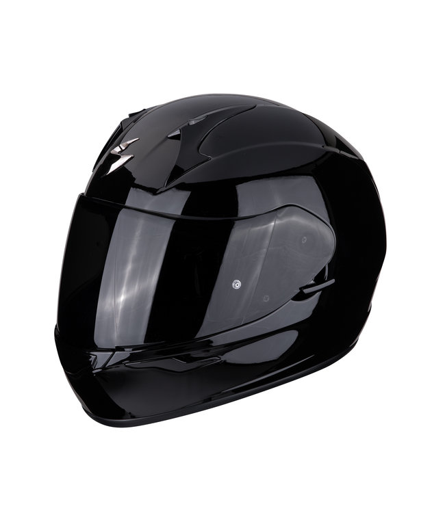 Scorpion EXO-390 SOLID BLACK