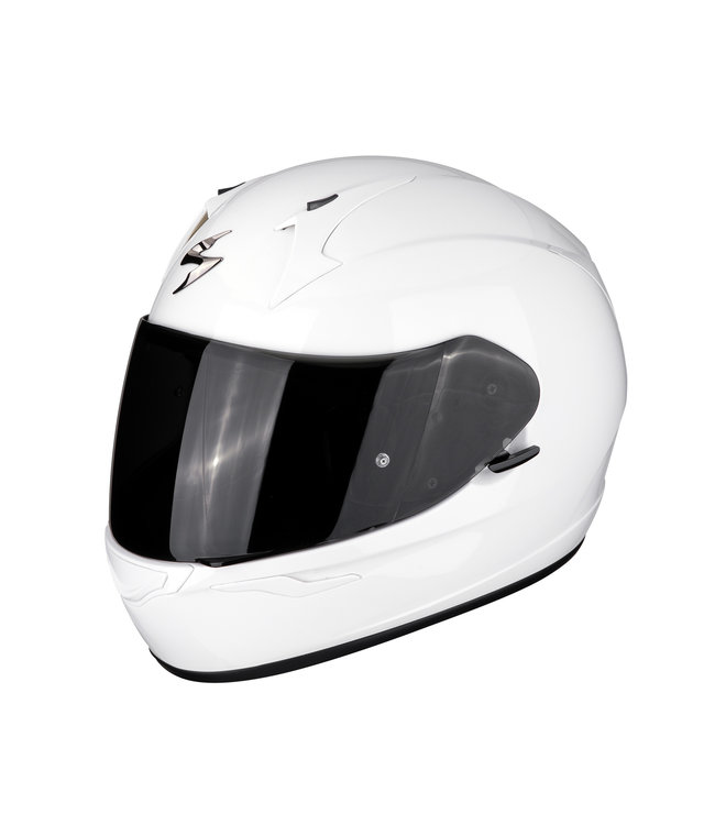 Scorpion EXO-390 SOLID WHITE