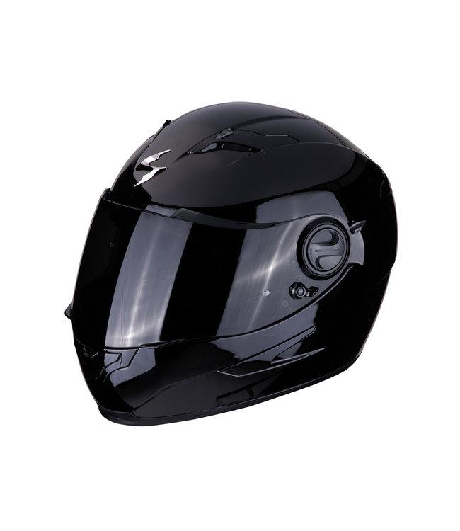 Scorpion EXO-490 SOLID BLACK