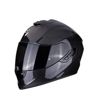 Scorpion EXO-1400 CARBON AIR SOLID BLACK
