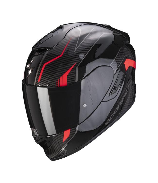 Scorpion EXO-1400 AIR FORTUNA BLACK RED